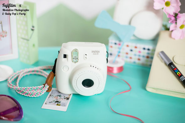 Collaboration : Fujifilm   X  Modaliza & Baby Pop's Party