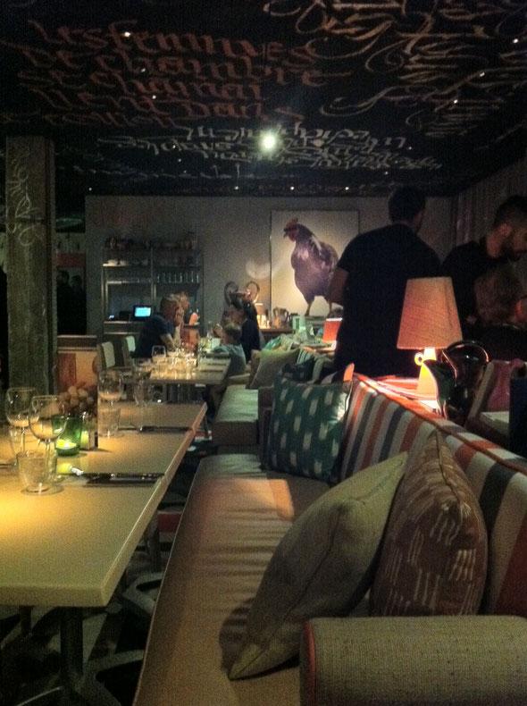 mama shelter bordeaux hôtel chambre restaurant diner