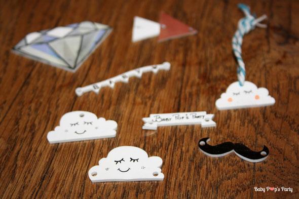 plastique fou bijoux diy homemade création tutoriel