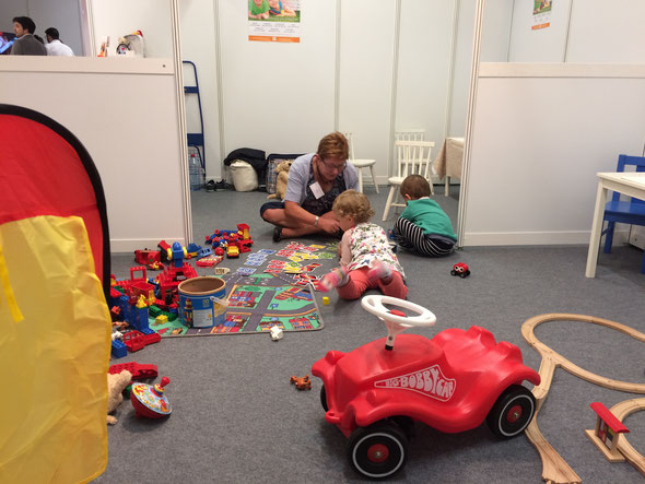 Die Notfallmamas - Kindernotfallbetreuung Jobs