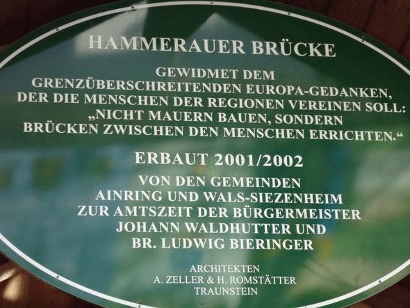 Verbindung Deutschland zu Österreich