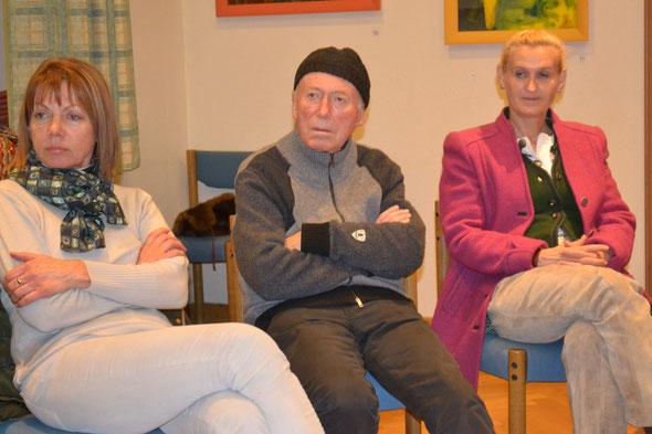 (Untersberg)Pfarrer Schmatzberger war trotz Krankheit auch dabei