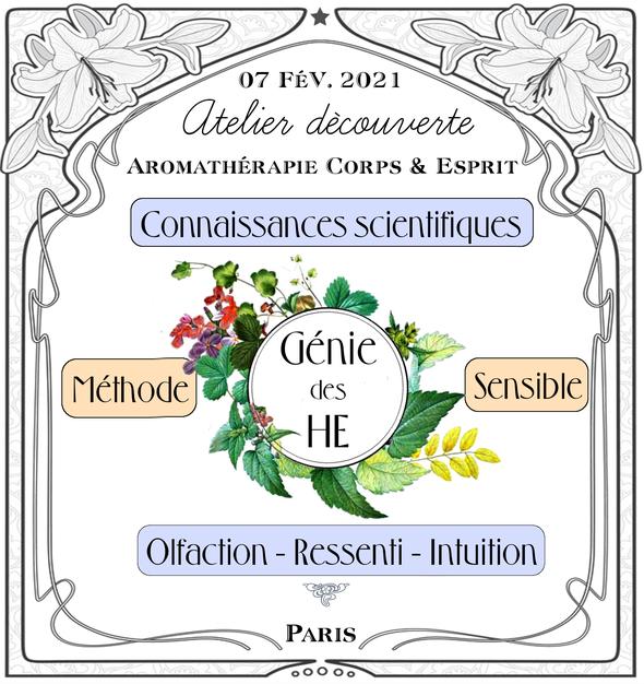 Découvrir l'Aromathérapie sensible et des méditations olfactives - Illustration Ag Addey
