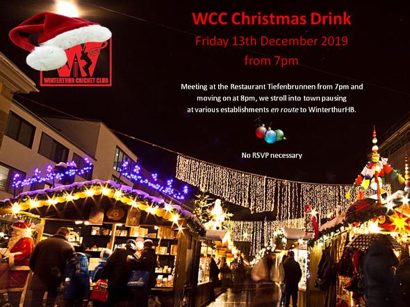 WCC Christmas Drink