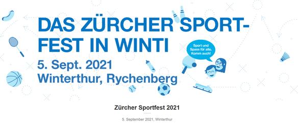 Zürcher Sportfest in Winti (05.9.2021)