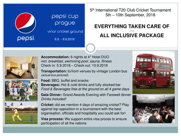 Pepsi Cup Prague - page 4