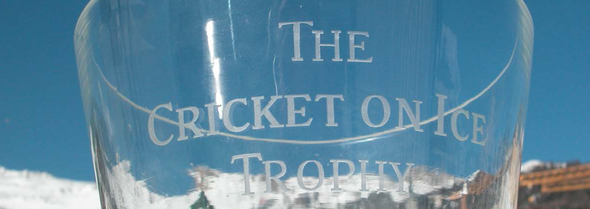 Cricket on Ice Trophy