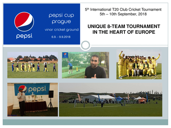 Pepsi Cup Prague - page 1