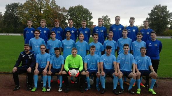 Mannschaftsfoto A2-Jugend