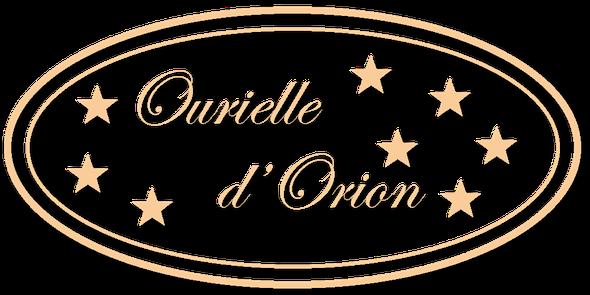Logos de la marque Ourielle d'Orion