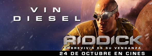 Premiere Riddick