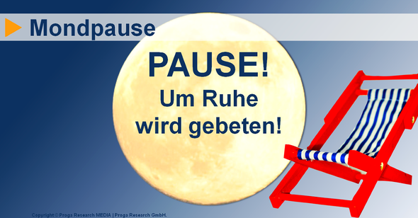 Wissenswertes: Mondpause
