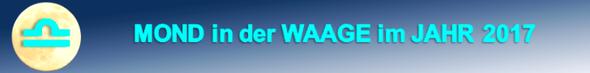 WAAGEMOND im JAHR 2017.