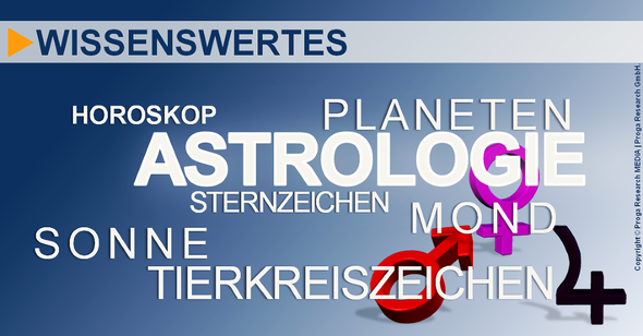 Astrologe Michael Gasteiner erklärt wichtige astrologische Begriffe.