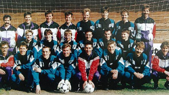 FC Altdorf 2 Frühling 1987