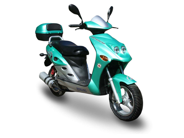 Honling scooters service repair manual