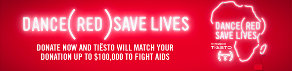 DANCE (RED) SAVE LIVES
