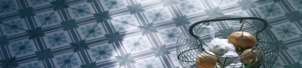 zementfliesen via fliesen fischer. Black Bedroom Furniture Sets. Home Design Ideas