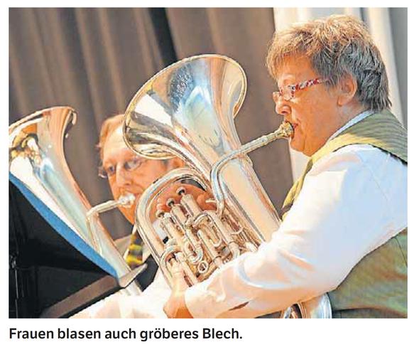Foto im Oltner Tagblatt, S. 17, Ausgabe vom 23.6.2015
