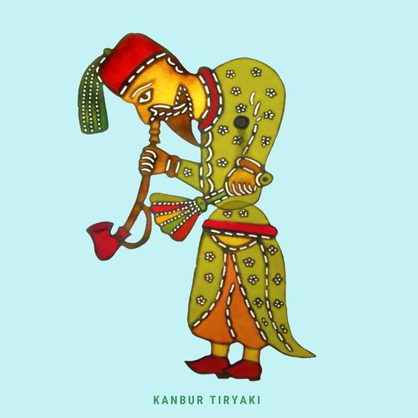 L'oppiomane Kanbur Tiryaki con la sua pipa