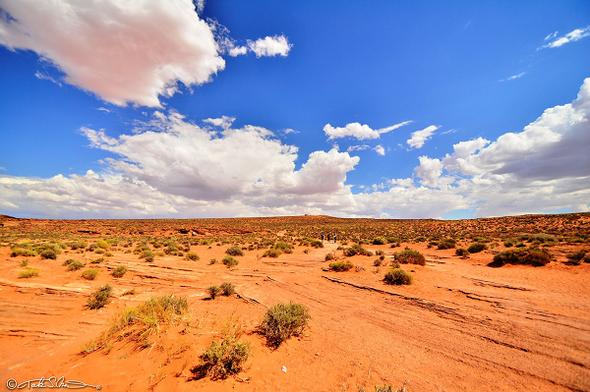 アリゾナ州:ホースシューベンド