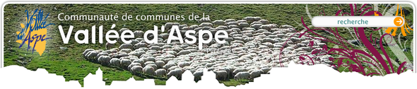 Communauté de Communes de la Vallée d'Aspe