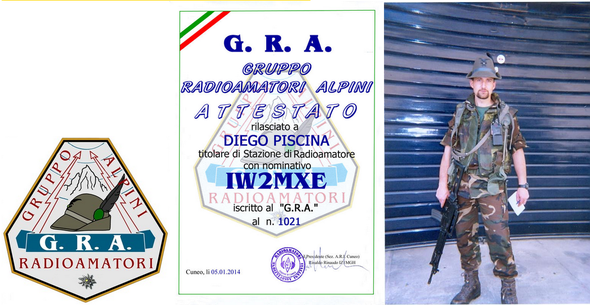 GRA - Gruppo Radioamatori Alpini