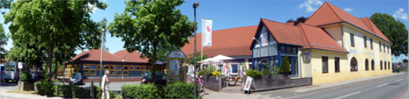 Bürgerhaus Mahndorf:  Kultur-Café-Kita