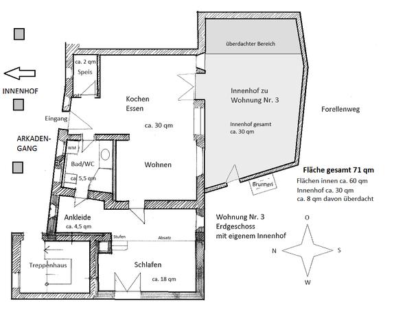 Wohnung 3 EG Süd