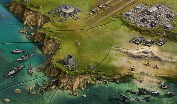 ВОкопе Battlefield Севастополь 1