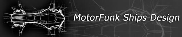 MotorFunk Ships Design Unigine