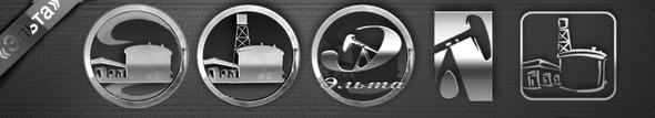 designing  logo for company Elta 34 разработка логотипа для компании Elta34 Эльта34