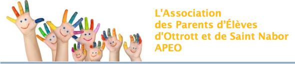 L'Association des Parents d'élèves d'Ottrott en partenariat avec l'association Mini-Schools propose à partir de cette rentrée 2014/2015  des cours d'anglais Mini-Schools (www.mini-schools.com) pour les enfants de 3 à 11 ans des environs.
