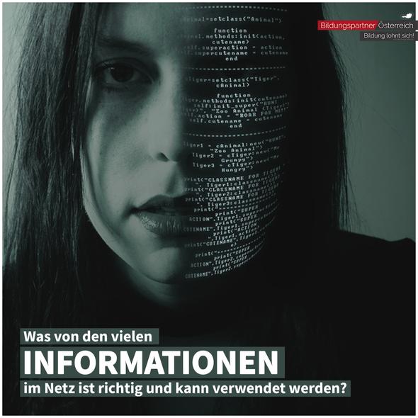 Wie ist das mit den Infos aus dem Netz?