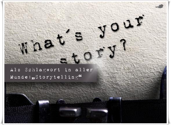 Bildungspartner Storytelling