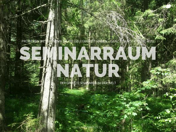 Seminarraum Natur