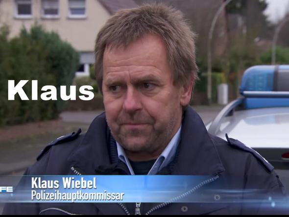 Klaus Wiebel Privat