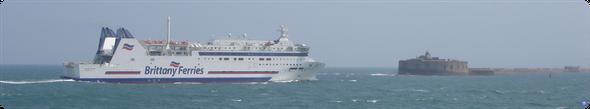 Barfleur à Cherbourg (© lebateaublog 2013)