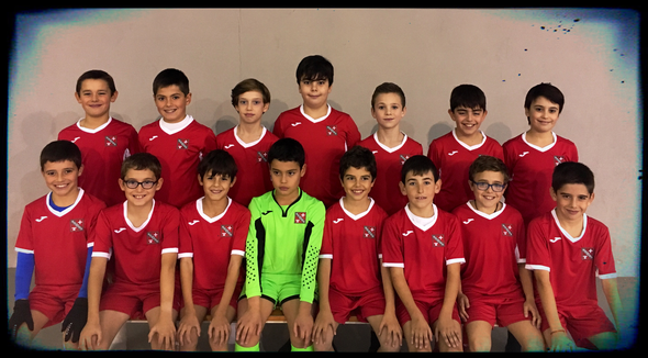 Fútbol 8 C