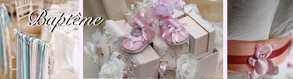 baptême organisation décoration thème idée traiteur buffet inoubliabel bébé naissance chrétien