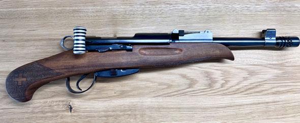 Thalmann Gun-Art Eidgenoss 7.5x55 Swiss