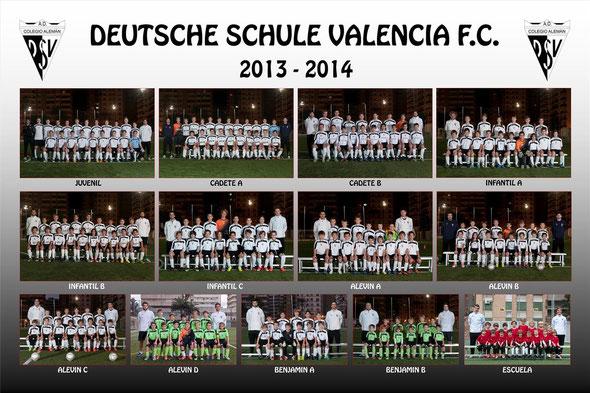DSV FC, fútbol 8, fútbol 11