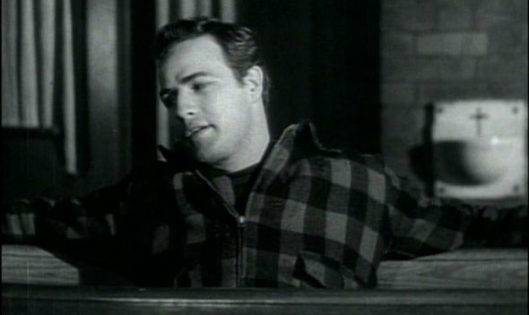 On the Waterfront trailer Public domain