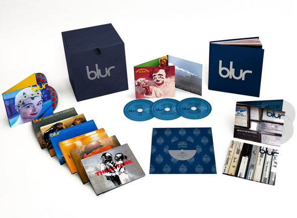 Blur Boxset 21