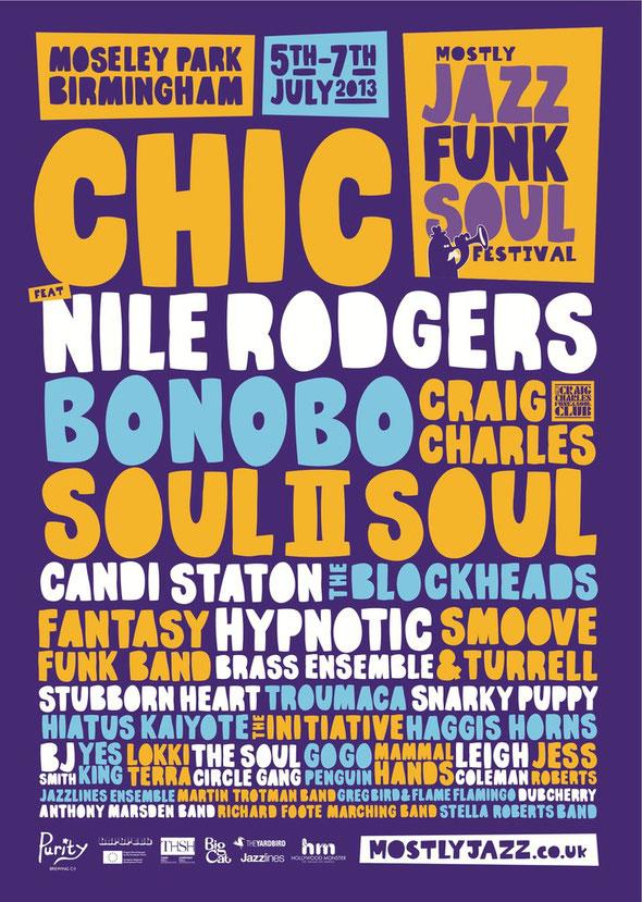 Mostly Jazz Funk Soul Festival