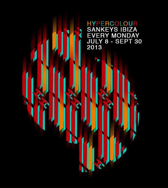Sankeys Ibiza | Hypercolour