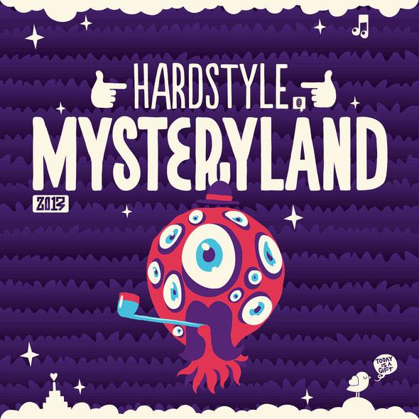 Hardstyle @ Mysteryland