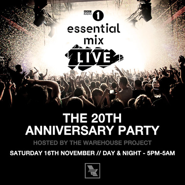 Essential Mix | The Warehouse Project