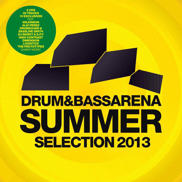 Drum&BassArena Summer Selection 2013