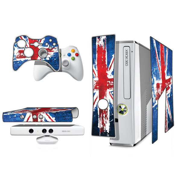 XBox 360 Celebration Console. Featuring an ambidextrous design and a Nano ...